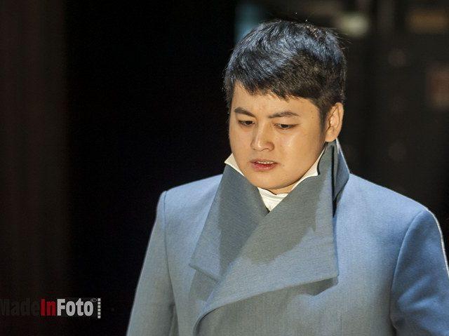 Chaoran Zuo tenor liryczny