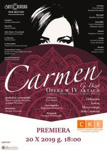 Carmen G. Bizet Czerwionka-Leszczyny PREMIERA @ 3 Maja 36D